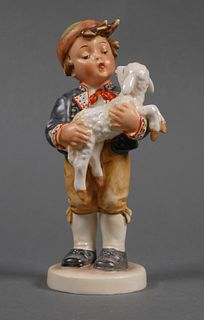 INTERNATIONAL Hummel CZECH BOY HOLDING LAMB TMK1