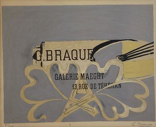 GEORGES BRAQUE (AFTER).