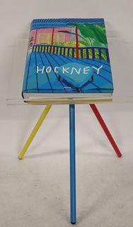 David Hockney (b. 1937) A Bigger Book Sumo, Coll