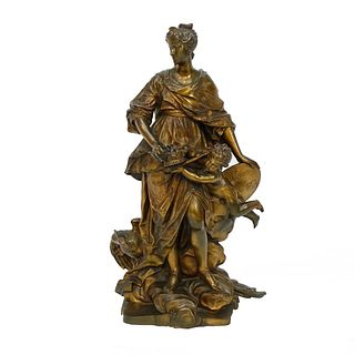 Possibly: Albert Carrier-Belleuse Sculpture