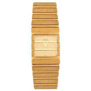 Man's Piaget Polo 18K Watch
