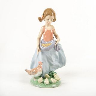 Afternoon Snack 01006577 - Lladro Porcelain Figure