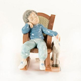 All Tuckered Out 1992/2003 1015846 - Lladro Porcelain Figure