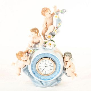 Angelic Time 1005973 - Lladro Porcelain Figure