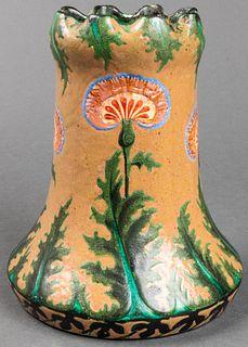 """Royal Bonn """"Ruysdael"""" Art Pottery Vase"""