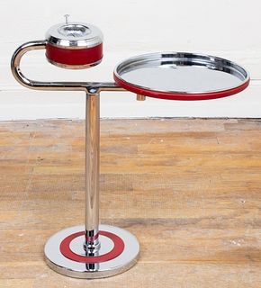 Hoffman For Howell Art Deco Smoking/Cocktail Table
