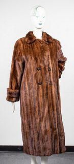 Larry Weinstein Mink Fur Coat