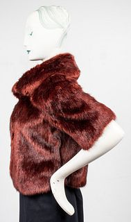 Ted Baker Faux Fur Coat / Jacket