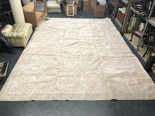 "Palace Size Carpet 19' 9"" x 14'"