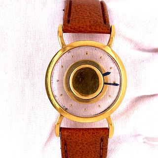 Jaeger Lecoultre vintage Mystery dial wristwatch