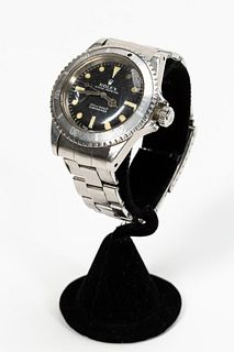 ROLEX OYSTER PERPETUAL SUBMARINER WRISTWATCH, 1968