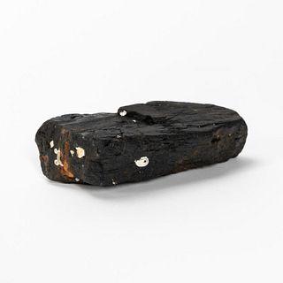 RMS CARPATHIA, SALVAGED SINGLE PIECE OF COAL