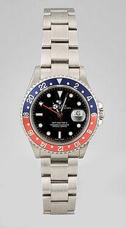 """Rolex GMT-Master II """"Pepsi"""" REF. 16710"""