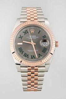 Rolex Datejust Wimbledon REF. 126331