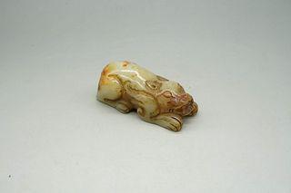 A Jade Rabbit Ornament