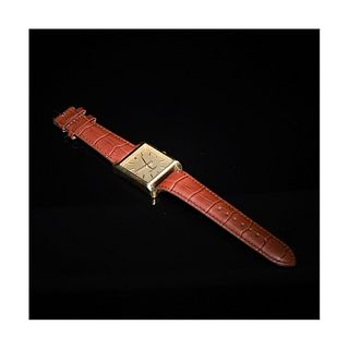 A Leathery Watch