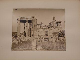 Late 19th century Felix Bonfils Albumen Print