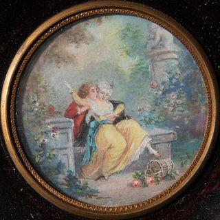 19th Century Miniature Painting