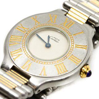 Cartier Must de Cartier wristwatch