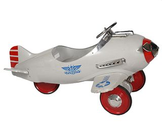 Pursuit Pedal Toy Plane by Viktor Schreckengost