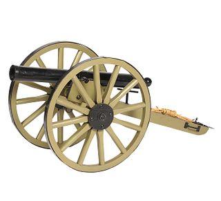 American Civil War Style Signal Cannon Model 1857