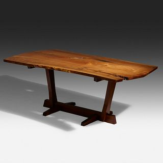 George Nakashima, Exceptional Conoid dining table