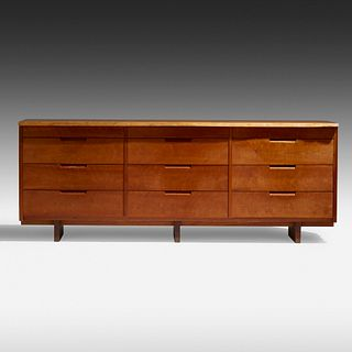 George Nakashima, Triple Chest of Drawers