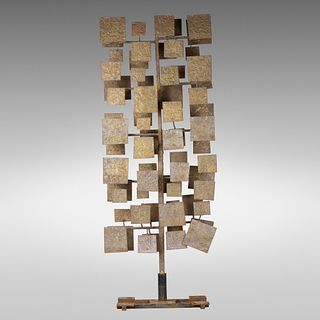Harry Bertoia, Untitled (Monumental Multi-Plane Construction) from the First National Bank of Miami