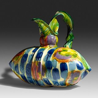 Betty Woodman, Pillow Pitcher