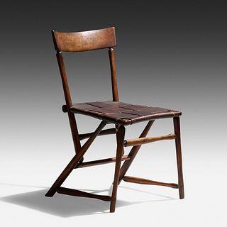 Wharton Esherick, Hammer Handle chair