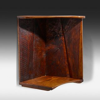 Wharton Esherick, Corner shelf