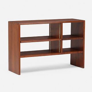 George Nakashima, Early Special bookcase