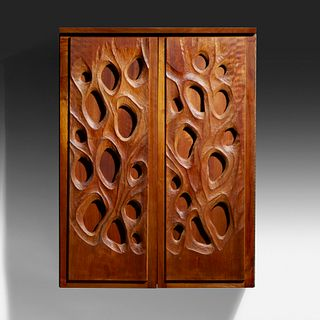 James Martin, Wall-hanging cabinet