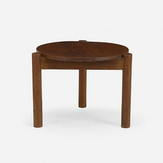 Pierre Jeanneret, Occasional table from the PGI Hospital, Chandigarh