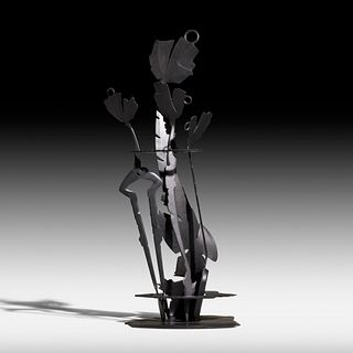 Albert Paley, Fabricated fireplace tools