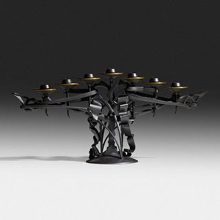 Albert Paley, Candelabrum