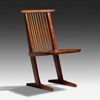 George Nakashima, Conoid chair