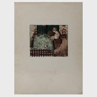 After Édouard Vuillard (1868-1940): Maternité