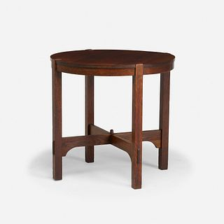 Gustav Stickley, Table, model 644