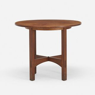 Gustav Stickley, Table, model 648