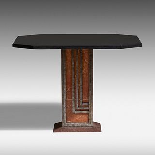 Edgar Brandt, Occasional table