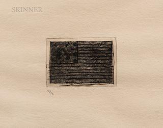 Jasper Johns (American, b. 1930)