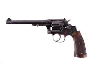 Smith & Wesson .22/32 Bekeart Model Revolver