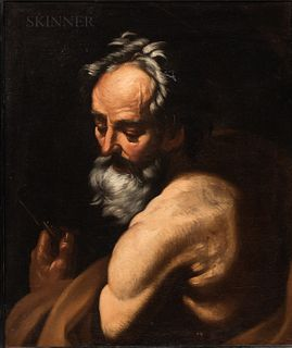 Attributed to Giovanni Battista Beinaschi (Italian, 1636-1688)