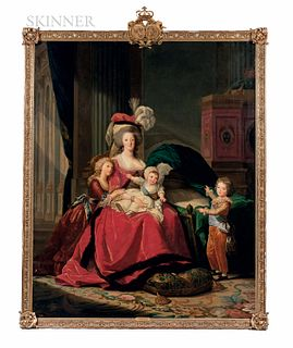 Studio of Elisabeth Louise Vigée Le Brun (French, 1755-1842)