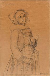 Jules Breton (French, 1827-1906)