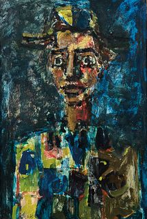 Paul A?zpiri (French, 1919-2016)