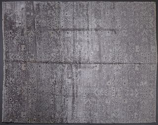 Bamboo Silk Carpet, 9' x 11' 8.