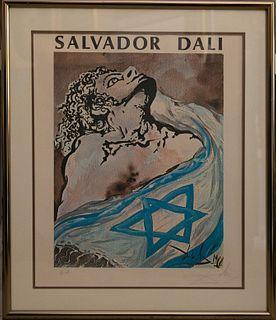 Salvador Dali, The Pioneers of Israel (from Aliyah Suite). 1968