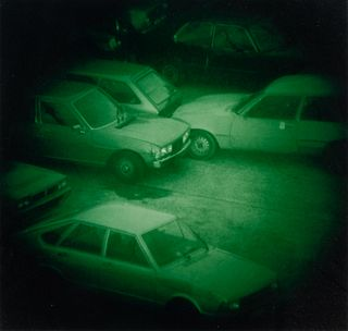 Thomas Ruff (German, b. 1958) Nacht 9 11, 1992-94
